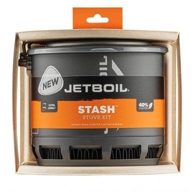 JETBOIL Stash 0.8 l Titan 7